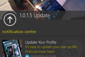 Social Scene for WP8 Gets Updated