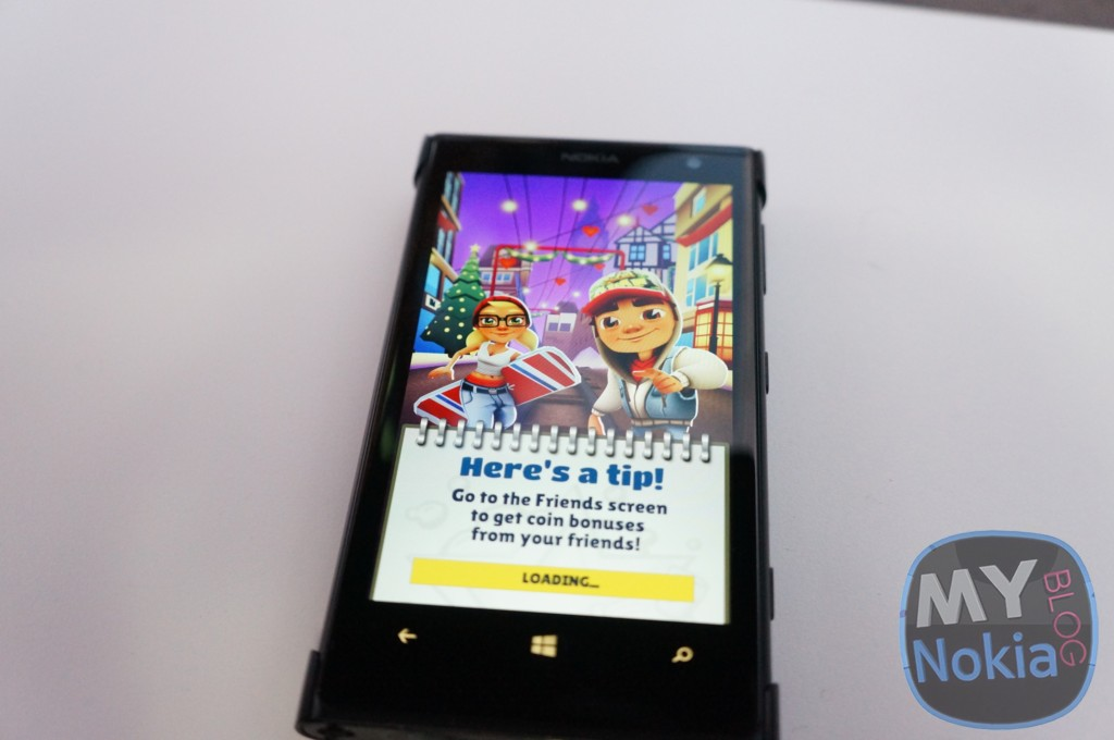 subway surfers finally lands on wp