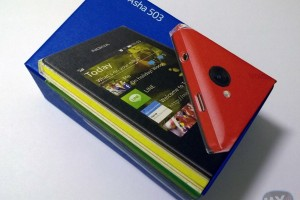 MNB RG: Dual Shot Nokia Asha 503 Unboxing (Yellow)