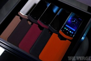 A Tour of Luxury: Picture feast Inside Vertu – makers of the world's most expensive phones