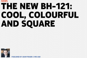 NokConv: THE NEW BH-121: COOL, COLOURFUL AND SQUARE