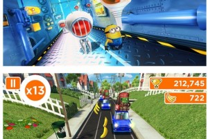 Lumiapps: Minion Rush available for Nokia Lumia – Despicable Me WP – Free