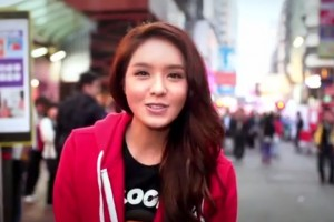 Video: Ella Koon and NOKIA LUMIA 1520 for Nokia HK