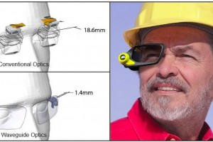 Nokia's Hologram Augmented Reality tech featured on Vuzix M2000AR smart glasses