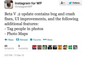 Instagram Beta gets bug fixes, UI improvements and new features