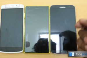 Videos: Nokia Lumia 1520 Unboxing  (vs Oppo N1 and Galaxy Mega) and Review