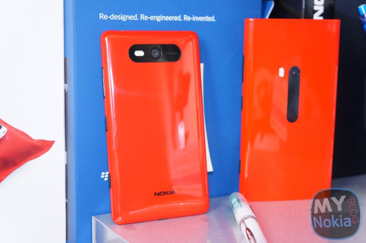 Lumia 920 & 820