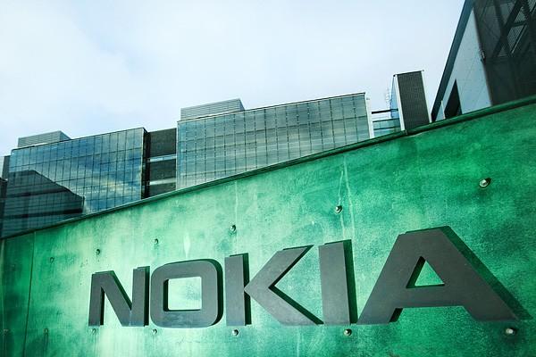 Nokia+logo,+Helsinki,+Finland+87570