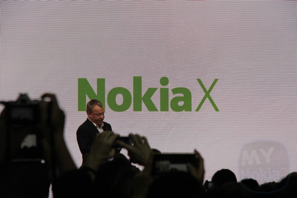 Video: Elop on Nokia X; Why Nokia Went Android