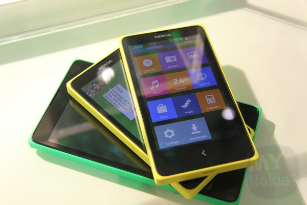 Collection: Nokia X, X+ and XL Android hands on videos