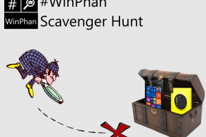 #WinPhan Scavenger Hunt Could See You Win Lumias and Goodies