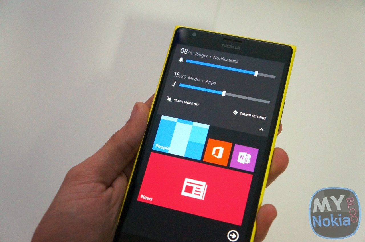 Rumor: WP 8.1 Developer's Preview to Be Available April 10th