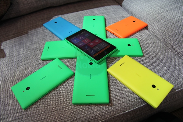 Nokia X Launched in India; Available Now for Rs 8599 ($140)