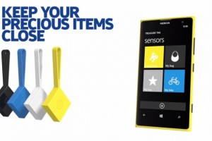 Video: Nokia Treasure Tag Promo, compatible with Nokia Lumia, Android and iOS