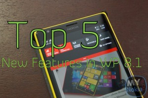 Video: Top 5 New Features in WP 8.1