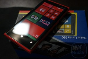 Deal Alert: Off Contract Lumia 920 for $99 (At&t Locked)