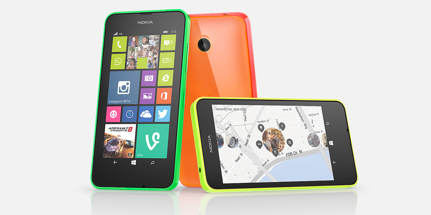 Nokia Monarch is the Lumia 635 for T-Mobile
