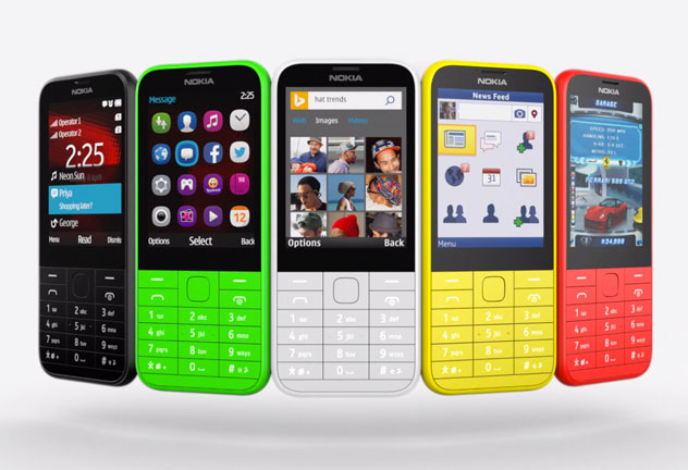 Announcing the Nokia 225; Internet and Dual Sim on the Go