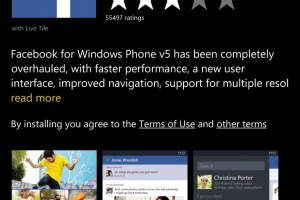 New App Updates with WP 8.1! Podcasts, Facebook, Calendar, Games and More!