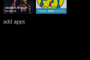 Twitter Beta for WP 8.1