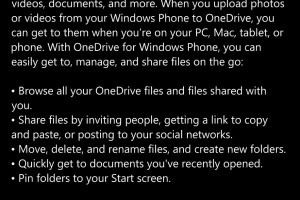 Lumiapps: One Drive updated for large screen, and improvements all around.