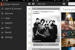 Spotify FINALLY Updated for WP8; Still requires Premium