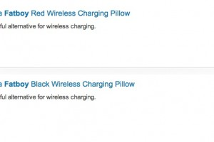 $5 for Nokia Fatboy Wireless Charger from AT&T?