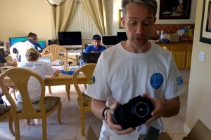 Unboxing the Custom Nokia Lumia 1020 underwater housing for Mission 31!