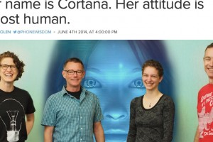 Engadget takes a deep look at Cortana – Overseas voices to be different