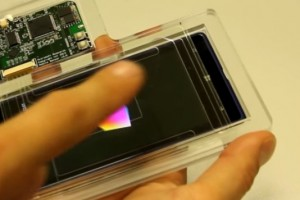Video: 3D sensor demo on WP8
