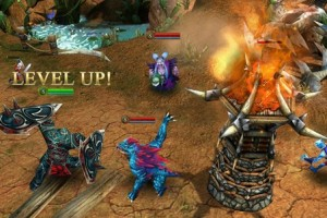 Gameloft's Heroes of Order and Chaos available in store