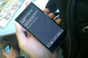 Software update for Nokia Lumia 930