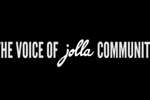What does Jolla mean to you, Jolla Community? Marc Dillon wants to know!
