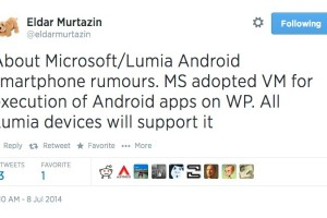 ALL Lumia with Android Apps? #WindowsPhone – Hello Malware? Bye bye WP devs?