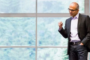 Satya Nadella's email to Microsoft Employees – using Nokia to make a market for Windows Phone