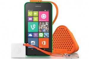 Nokia's Coloud Bang 19 Euro speakers