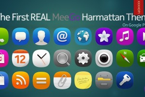 Google Play: Nokia N9 MeeGo 1.2 Harmattan theme for Android, WP in the works