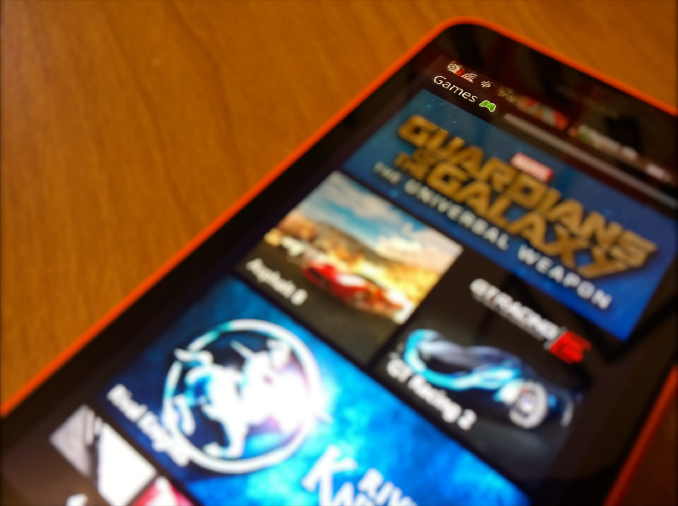 Gaming on the Nokia Lumia 635 : Geek on Gadgets