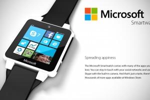 Microsoft's recipe for the Perfect Smartwatch