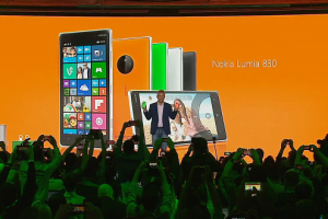 Nokia Lumia 830 Announced