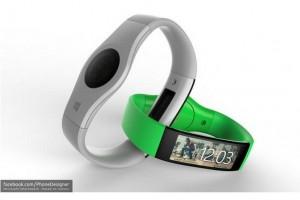 Concept: Microsoft Sporty Smartwatch