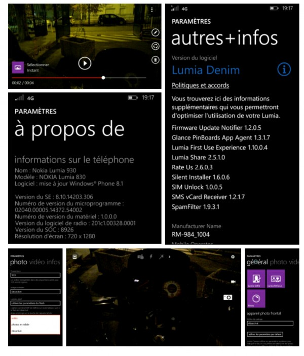 Nokia Lumia 830 gets Dynamic flash and more with Lumia ...