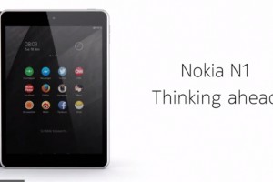 Nseries returns! Aluminium clad Nokia N1 Android Tablet announced! #ThinkingAhead