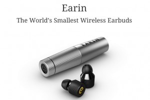 "Ex Nokia guys make some wireless In-ear phones,  5g ""Earin"""