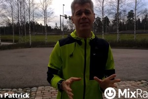 Video: @adidas_miCoach  SMART RUN MixRadio road test with @deano_42