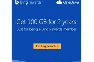 Get 100GB of FREE OneDrive storage for up to 2 years!