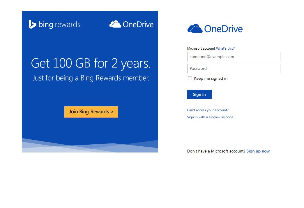 Get 100GB of FREE OneDrive storage for up to 2 years! : Geek on Gadgets