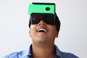 'Google Cardboard' for Lumia with InMind VR