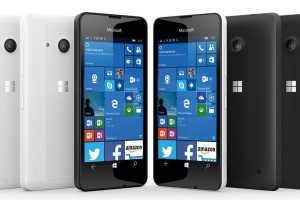 Lumia 550 leaks ahead of Microsoft's big launch event
