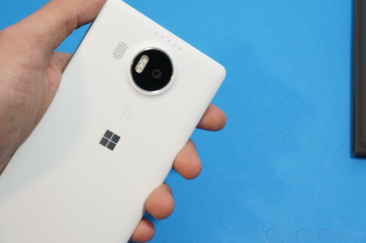 The Microsoft Lumia 950 XL: a Bleak Review